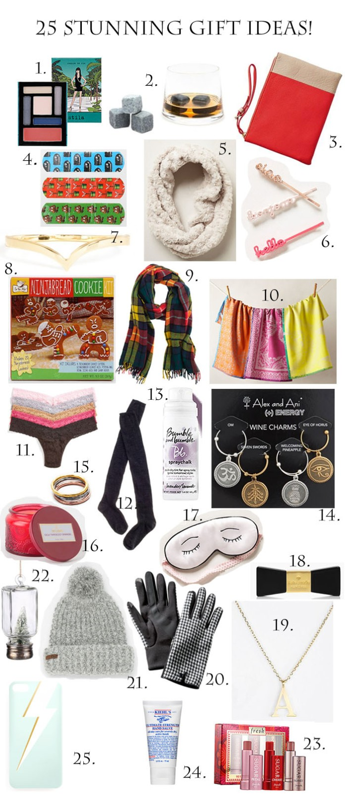 // 25 Awesome Gift Ideas