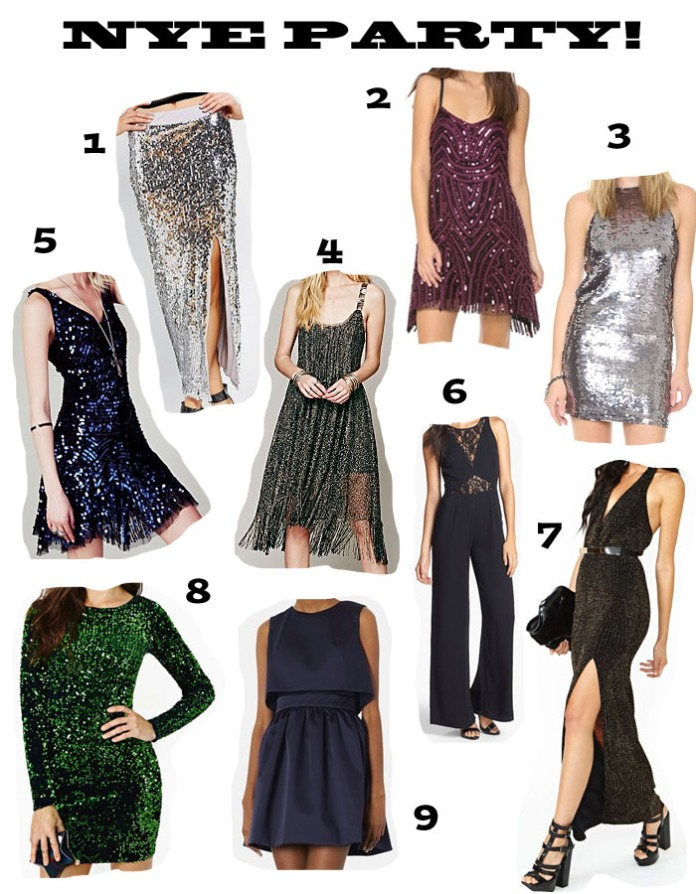 // NYE outfit ideas