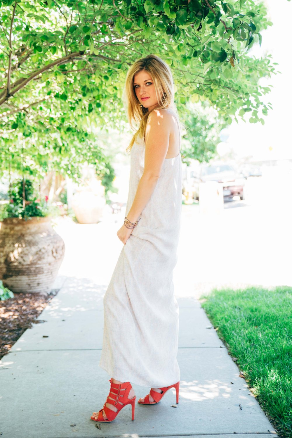 Ethereal Maxi from Whorl Shop in Denver, Photo by Noah Berg Photography // My Boring Closet